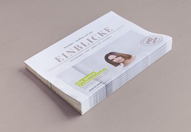 Einblicke Magazin